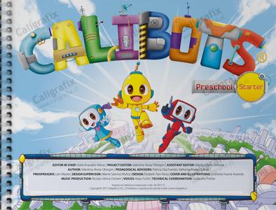 Calibots Preschool Starter/