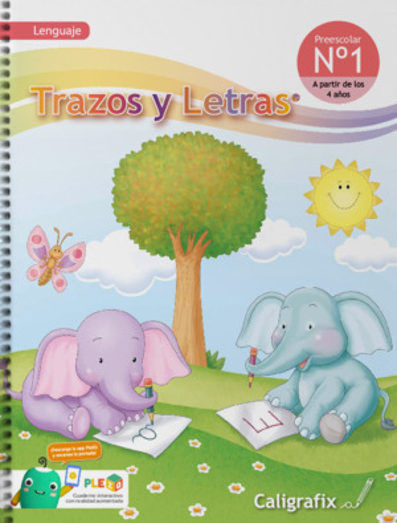 Trazos y Letras Nº1/